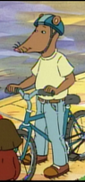 Nigel Ratburn Casual Clothes