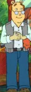 Old man bear s8