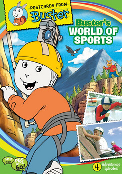 Buster's World of Sports DVD