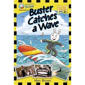 Buster Catches a Wave