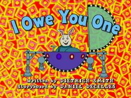 I Owe You One - title card