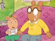 Kate squirts Arthur