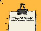 City of Droids