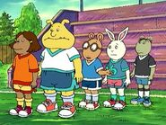 Muffy's Soccer Shocker 1
