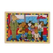 Arthur's eyes puzzle