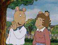 Arthur's Cousin Catastrophe 103