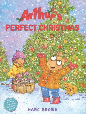 Arthur's Perfect Christmas Cover