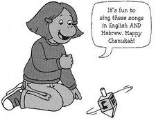 Chanukah, Oh Chanukah