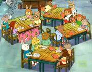 Class Desk Wars