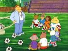 Muffy's Soccer Shocker