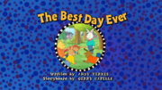 The best day ever title Card
