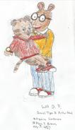 Arthur Read and Daniel Tiger 2