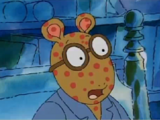 Arthur's Chicken Pox (episode)