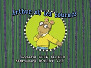 Ants in Arthur's Pants French