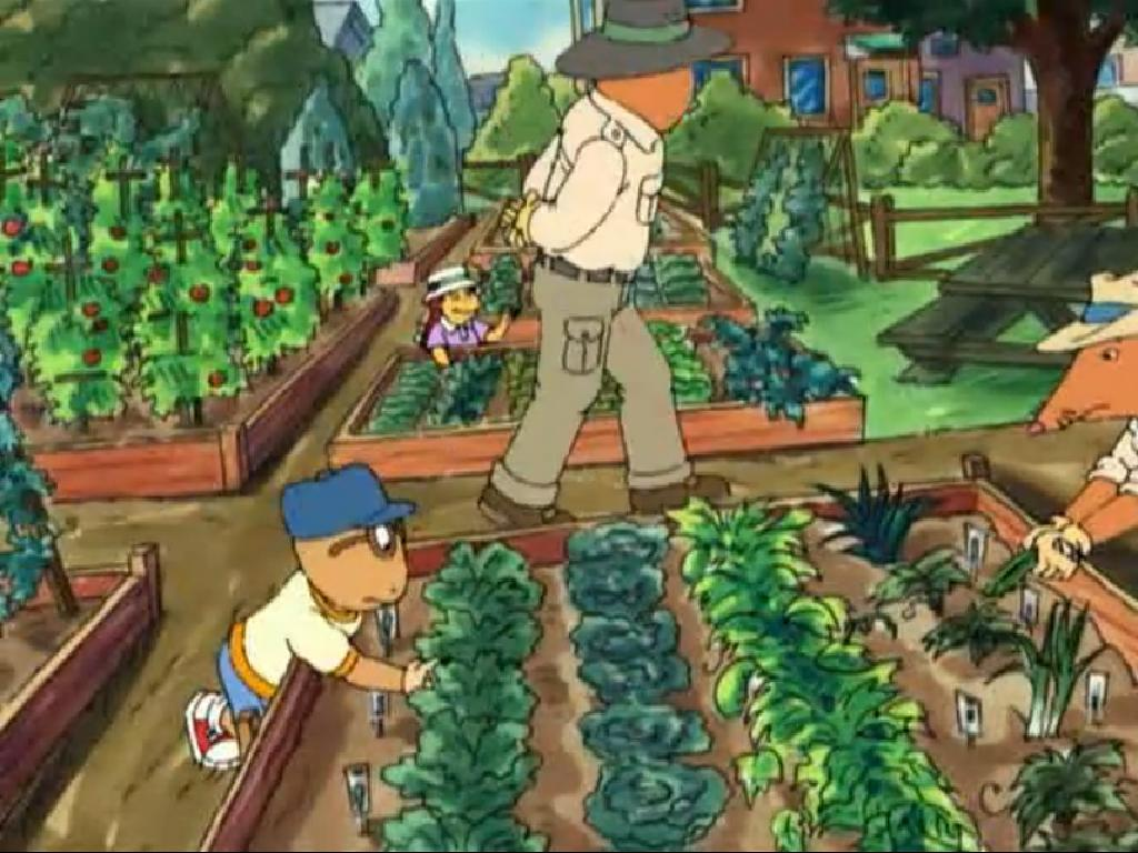 Buster's Green Thumb | Arthur Wiki | FANDOM powered by Wikia