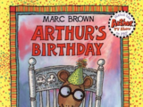 Arthur's Birthday (book)