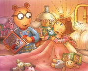 Arthur and D.W. - A Bedtime Story
