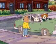 Arthur's Faraway Friend