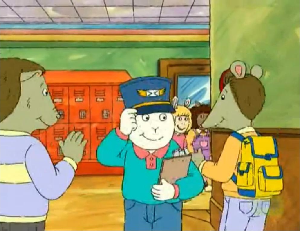 Buster's Special Delivery | Arthur Wiki | FANDOM powered by