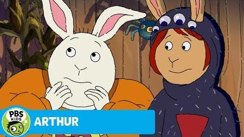 ARTHUR The Giggling Ghost PBS KIDS