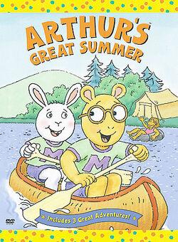 Arthur's Great Summer DVD