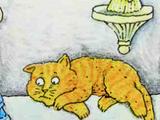 Cat (Arthur's Eyes)