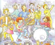 Arthur, It's Only Rock 'n' Roll book - the big concert
