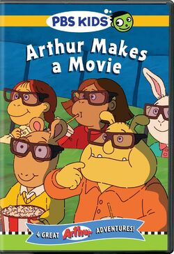 ArthurMakesaMovie2014DVD