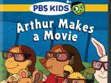 Arthur Makes a Movie (2014 DVD)