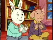 Buster & Fern applauding