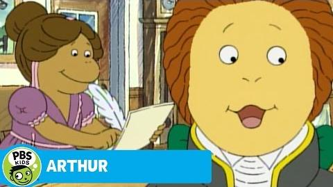 ARTHUR Arthur's Friends Imagine They are U.S. Presidents PBS KIDS