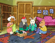 Arthur Unravels - Knitting Club 1