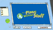 The Planet Without Stuff
