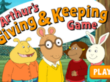 Arthur's Giving & Keeping Game