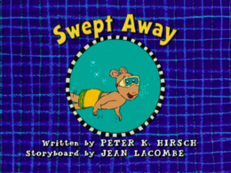 Swept Away title card