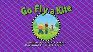 Go Fly a Kite Title Card