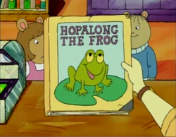 Hopalong the Frog