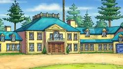 Crosswire Mansion Exterior