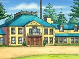 Crosswire House