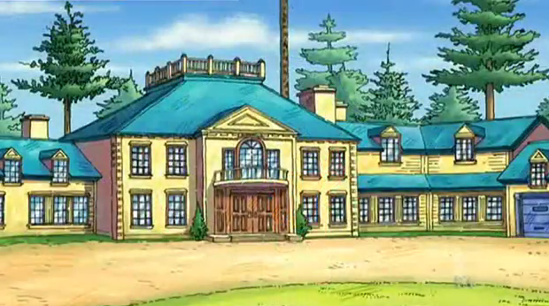 Muffys House Crosswire Mansion Exterior