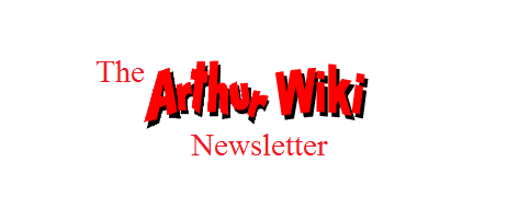 The Arthur Wiki Newsletter logo