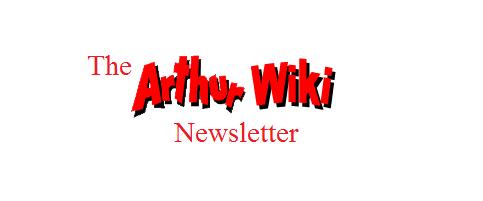 The Arthur Wiki Newsletter logo