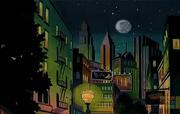 Crown City At Night