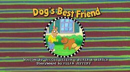 Dogsbestfriendtitlecard uk