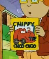 Chippy the choo choo
