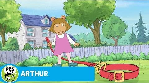 ARTHUR Bunny Trouble