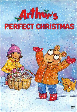 Arthurs Perfect Christmas DVD
