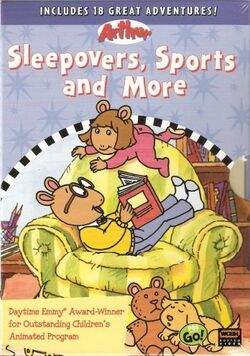 Sleepovers Sports And More DVD