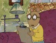 Arthur's Cousin Catastrophe 12