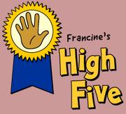 Francine's High Five